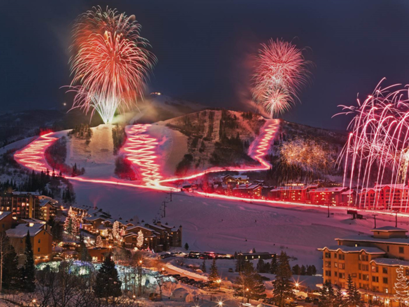 steamboat new years