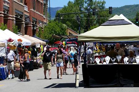 Steamboat Springs Saturday Farmers Market