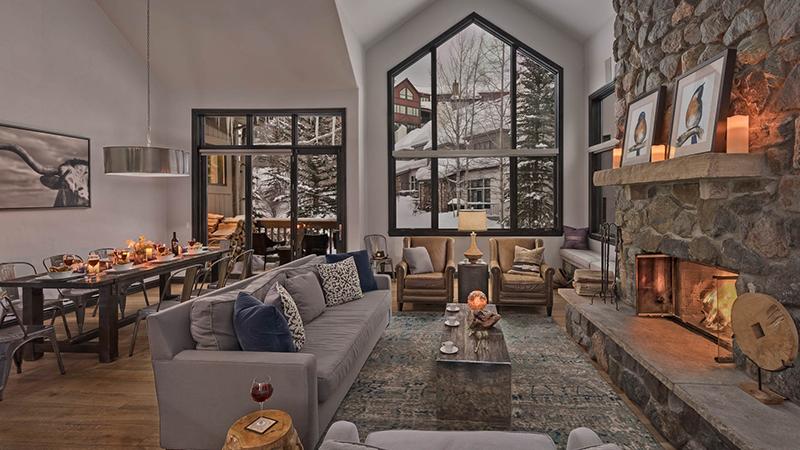 Chalet Cristallo, Beaver Creek Luxury Vacation Home