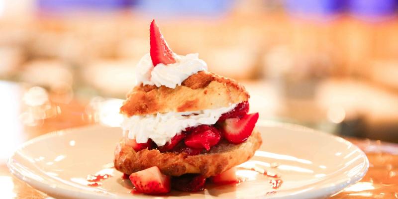 Strawberry Shortcake | Moving Mountains