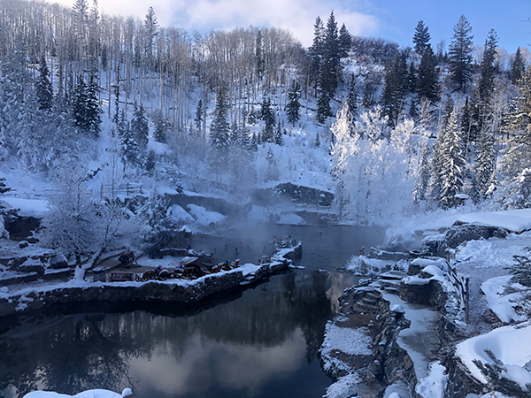 Strawberry Park Hot Springs, Steamboat