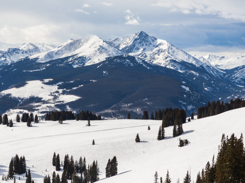 Best place to ski Vail