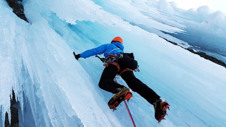 Vail Ice Climbing
