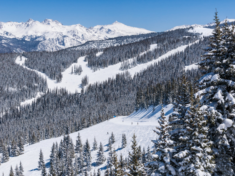 Vail Resort | Moving Mountains Vail