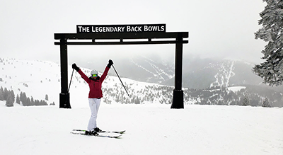 Vail's Legendary Back Bowls