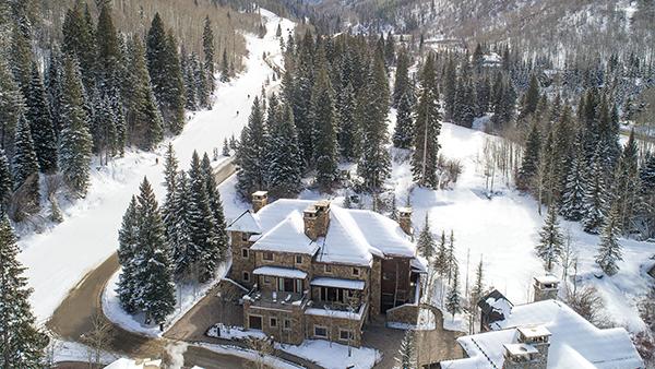 Excelsior Lodge, Large Ski Home in Beaver Creek