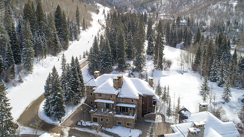 Excelsior Lodge in Beaver Creek
