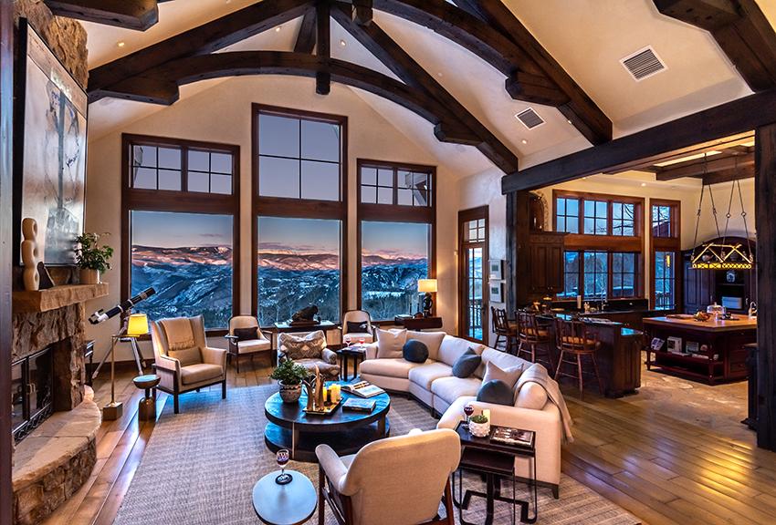 Wilton House, Luxury Mountain Vacation Home, Edwards, CO